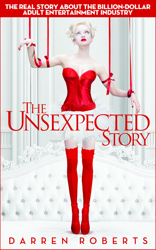 Cover illustration by Natalie Shau for Darren Roberts